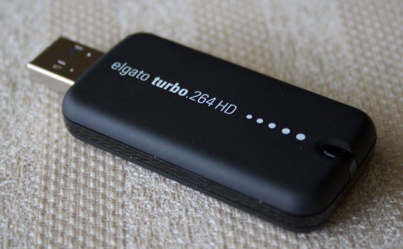 Elgato turbo.264HD Video Encoder Lightning Review