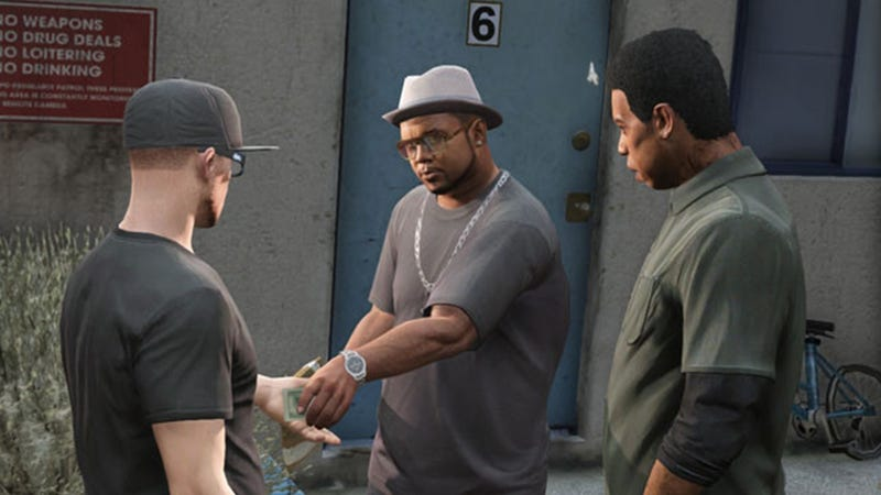 ​Players Say Rampant Money Hacking Is Ruining GTA Online