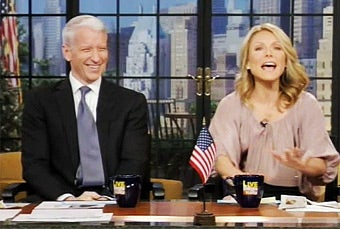 Will a Live Studio Audience Goose Anderson Cooper's Ratings?