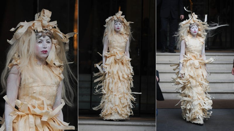 The Ghost of Lady Gaga Is Now Haunting London