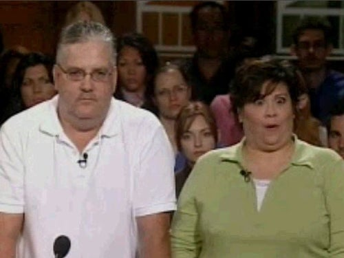 "Judge Judy To Crazy Eyes Lady: ""Stop Looking At Me Like That!"""