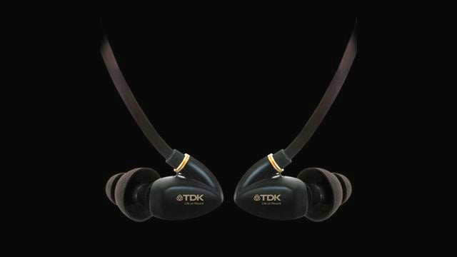 TDK Goes High-End With Their BA-200 Earbuds