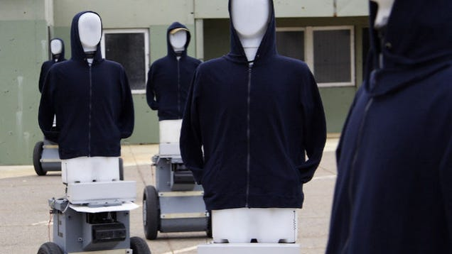 The USMC's Next Generation of Target Dummies Ride Segways (Updated)
