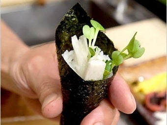 Go Fish-Free for Easy At-Home Sushi