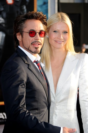 To Prepare for Iron Man 2, Gwyneth Paltrow Ate Nothing But Kale