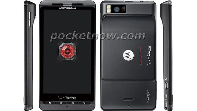 Leak: Motorola's Droid X2 Will Have a 4.3-Inch qHD Screen, Tegra 2 Innards and 8MP Camera
