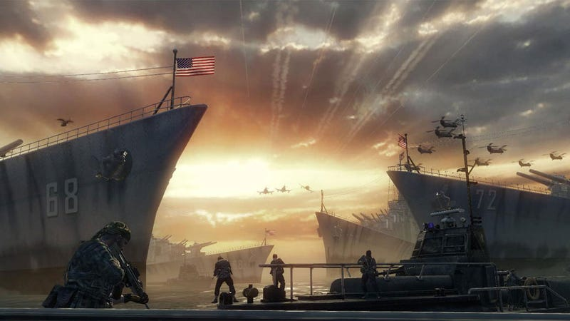 Call of Duty Might Finally be Running Out of Puff