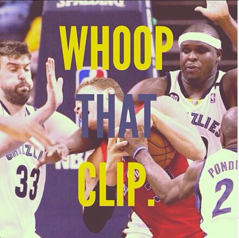 OK, The Grizzlies Instagram-Trolling Blake Griffin Is A Bit Gratuitous