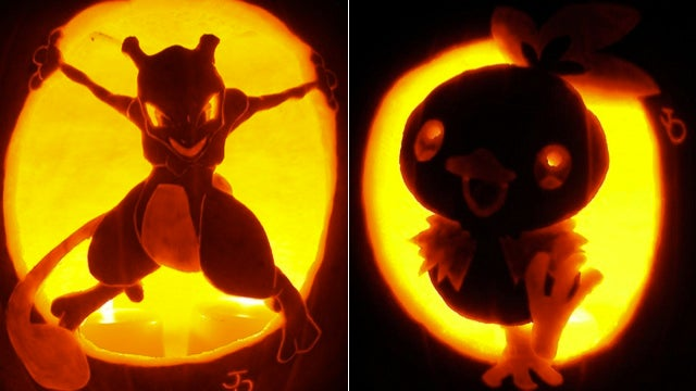 Pokémon Jack-o'-Lanterns, Gotta Carve 'Em All!