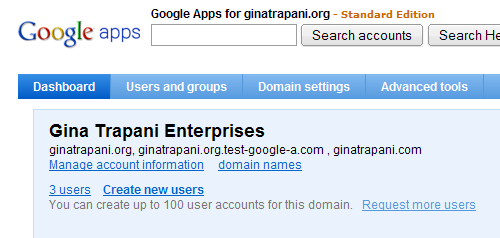 Trick Out Google Apps for Your Domain