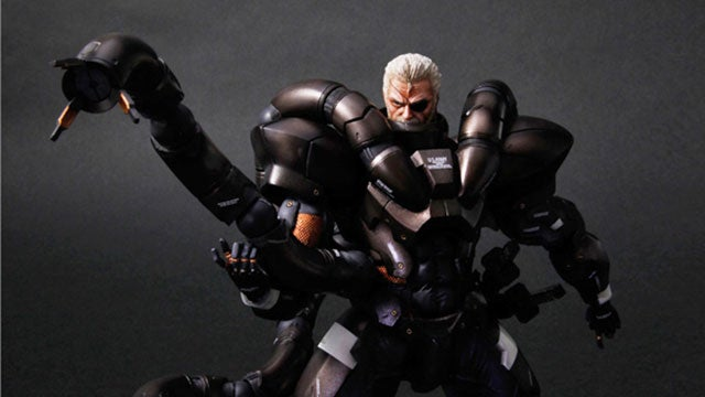 Now This is One Badass Metal Gear Figure