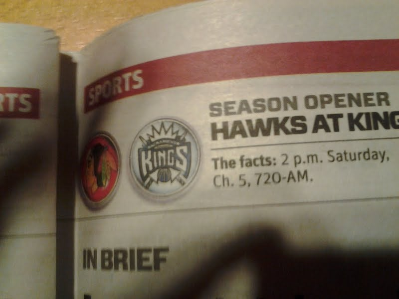 Hockey's Back, But The Media Still Doesn't Know Who The Kings Are
