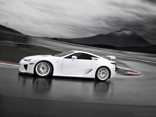 Yamaha Wants You To Hear The Lexus LFA
