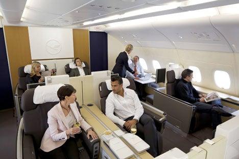 Lufthansa Gallery