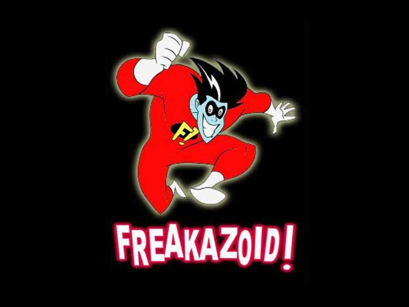 Saturday (Errr Thursday) Morning Cartoons - Freakazoid!