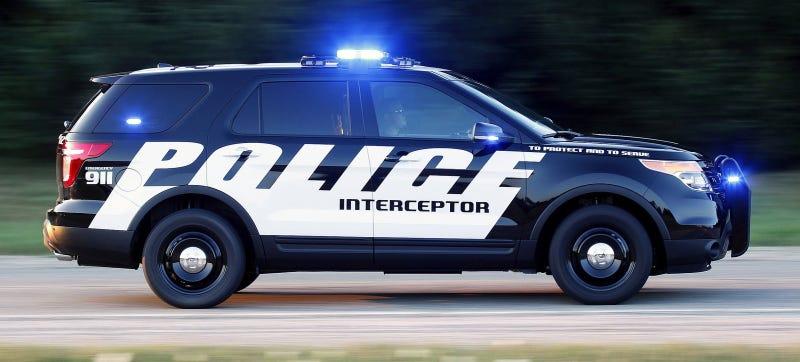 Feds Investigate Ford Explorer Police Interceptor For Brake Issues