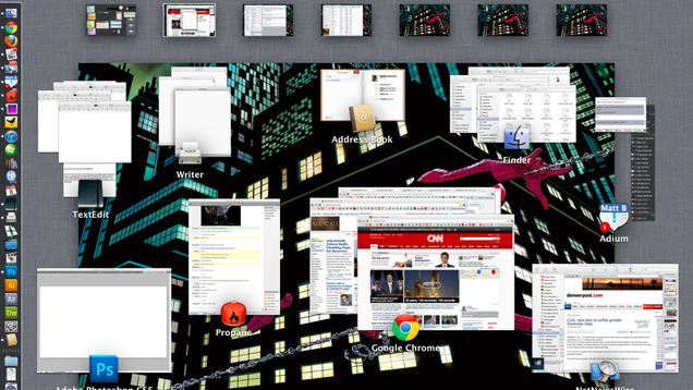 C Lion Review Mac OS X Lion Review This Is