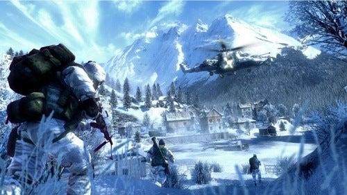 """EA Looking to """"Take On"""" Modern Warfare"""