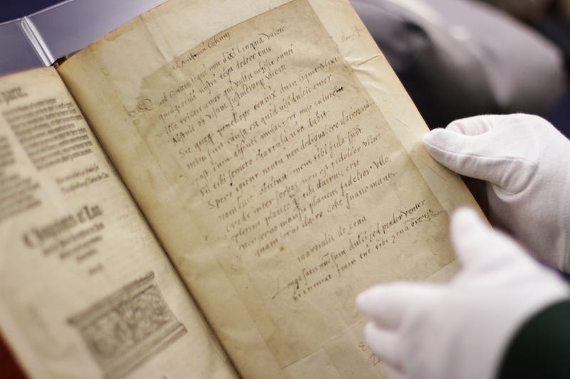 Mysterious 16th-Century Sext Discovered in Copy of Chaucer