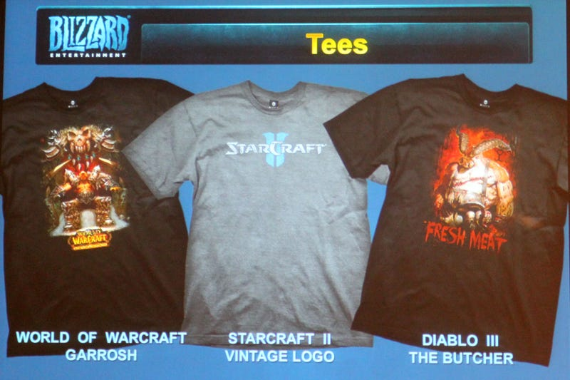 From Painsocks to Demon Belts, All the Diablo, StarCraft and World of Warcraft Loot You Can Handle