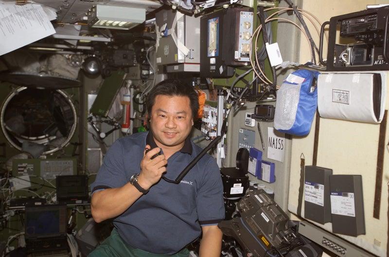 Meet Leroy Chiao, This Week's Contributing Astronaut