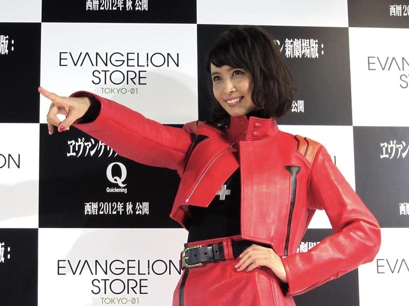 Thank Evangelion for Tokyo's Latest Nerd Hotspot
