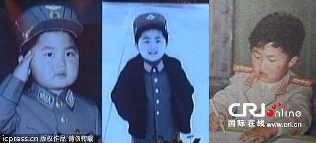 D'aww... Kim Jong-Un Used To Look So Cute