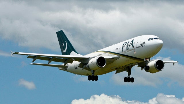 Pakistani Airliner Hit By Gunfire As It Landed, Killing One