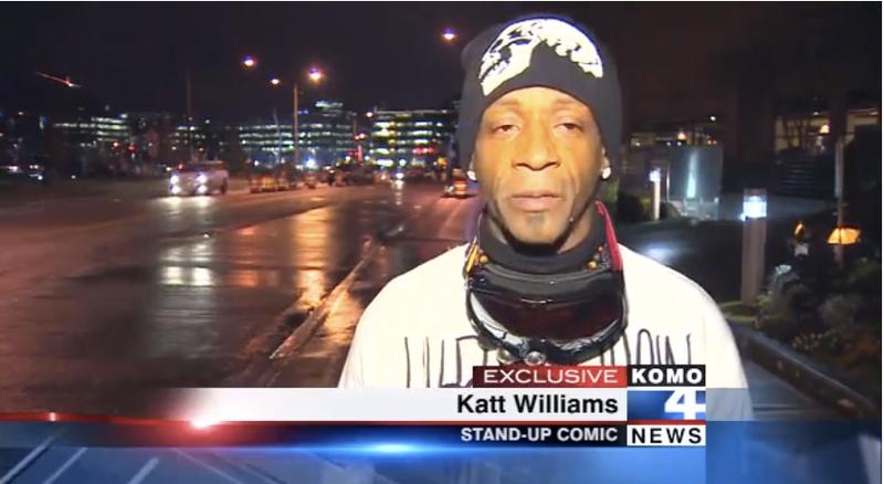 A Ferry, a Three-Wheel ATV, Suge Knight and Slap Fights: Recapping Katt Williams' Terrorization of the West Coast