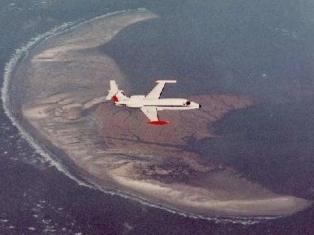 Jayhawk Jake's Unusual Aircraft - Hamburger Edition