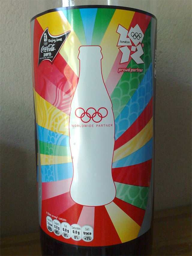 Special 2012 Olympics Phone From Samsung Will Pay For Overpriced Beverages Via NFC