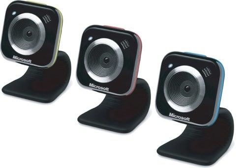 Microsoft's LifeCam VX-5000 Webcam is Bendy, Portable, Not Ugly