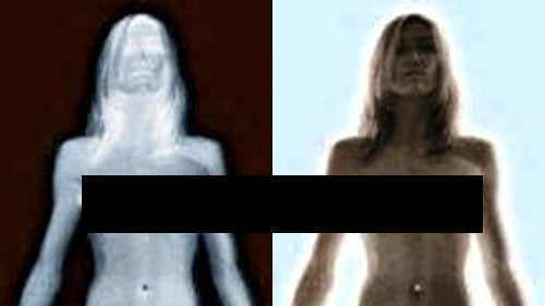 Is It This Easy to Pull Straight Nude Pics From Airport Scanners? [NSFW]