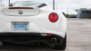 2015 Alfa Romeo 4C: All The Great Little Details