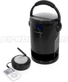 Wireless Outdoor Solar Speaker