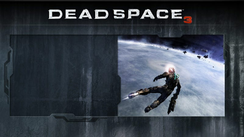 Your First Look at Dead Space 3