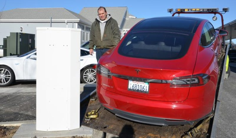 Towing Company: The NYT Tesla Model S Was Dead When It Was On The Flatbed (Update)