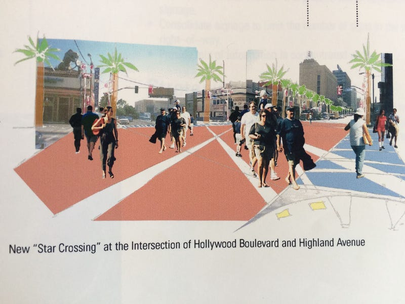 A Simple Change Transformed One of LA's Busiest Intersections Into One of its Safest