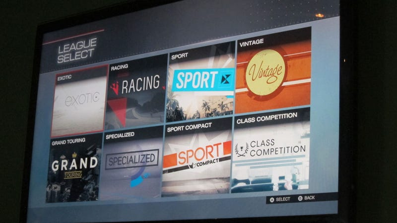 I Just Played Forza 5 For A Few Minutes And Now I'm Mildly Excited