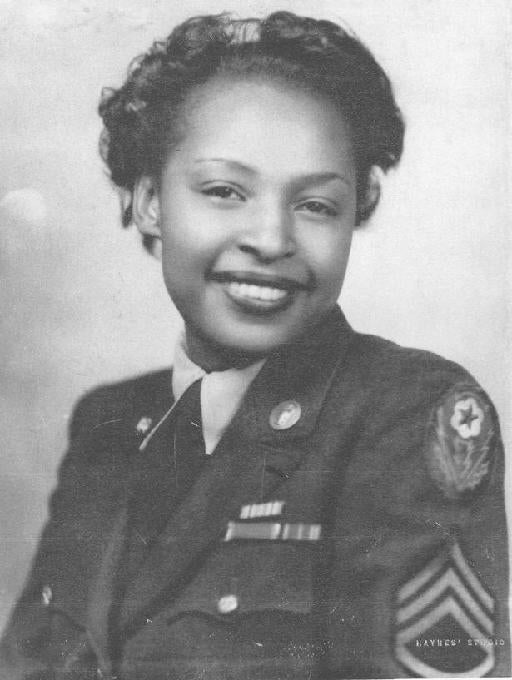 Millie Dunn Veasey; Woman of Colour and WWII Veteran