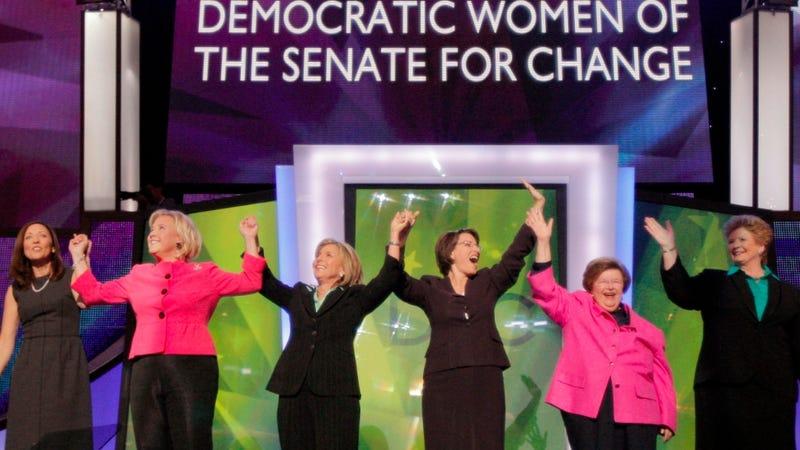 Lady Senators Will Get a Much-Deserved Bigger Bathroom