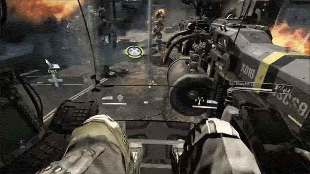 What Made Titanfall So Impressive at E3