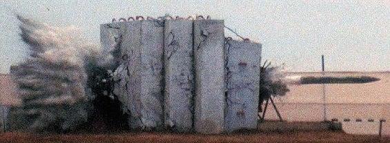 Divine Thunderbolt Bunker Buster: Bye Bye Mole People