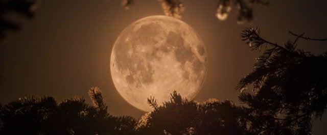 Shooting Challenge: Super Duper Moon