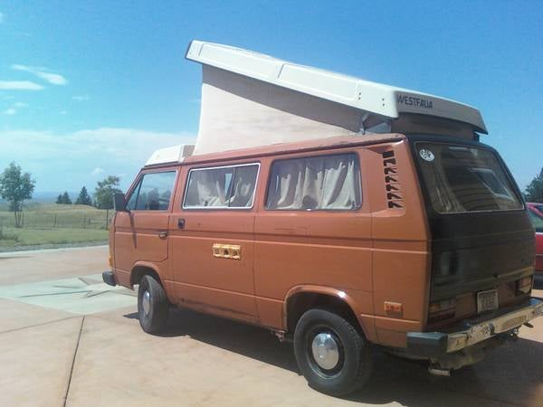 Found on Montana Craigslist: Headed Out Westfalia Edition
