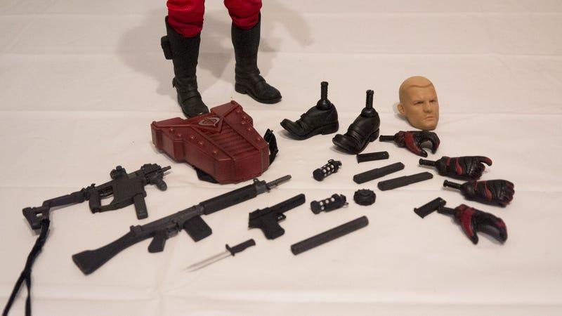Cobra's Elite Makes the Miniature Red Leather Jacket Look Good