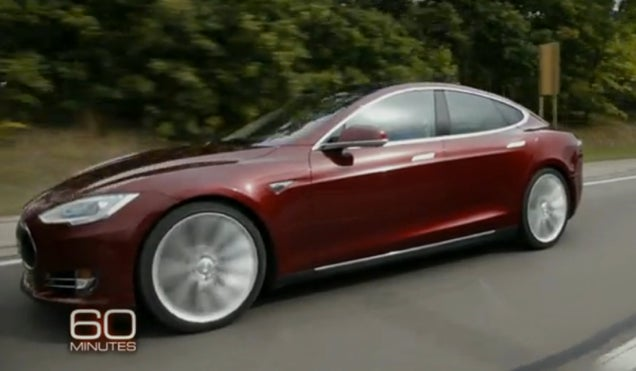 CBS Says It Made 'Audio Editing Error' With Tesla On 60 Minutes