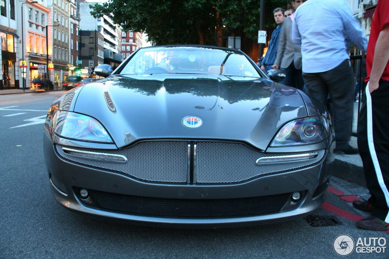Cars You Didn't Know About– the Fisker Tramonto