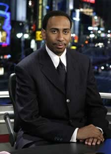 Stephen A. Smith Stands Before You, Merely A Blogger