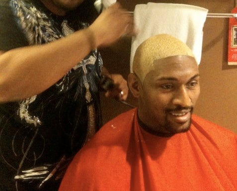 Ron Artest's Hair Odyssey